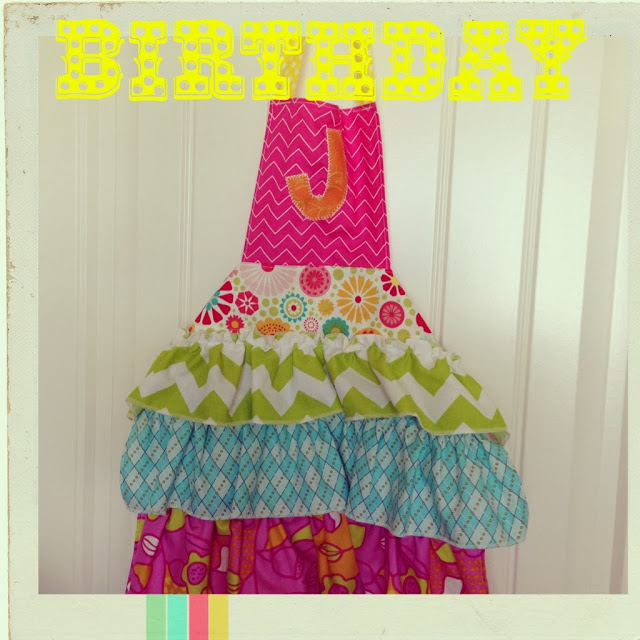 Birthday Aprons