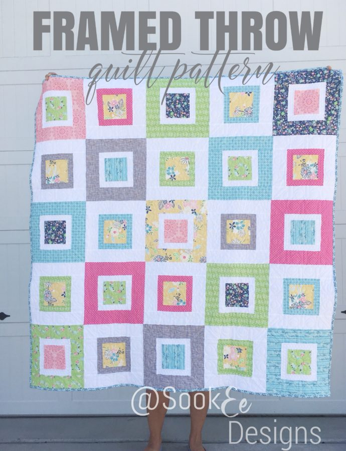 How To Piece Your Riley Blake + Cricut Quilt Together